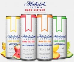 Michelob Ultra Hard Seltzer