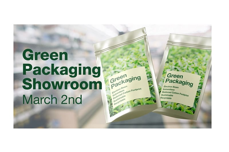 Green Packaging Showroom 2021