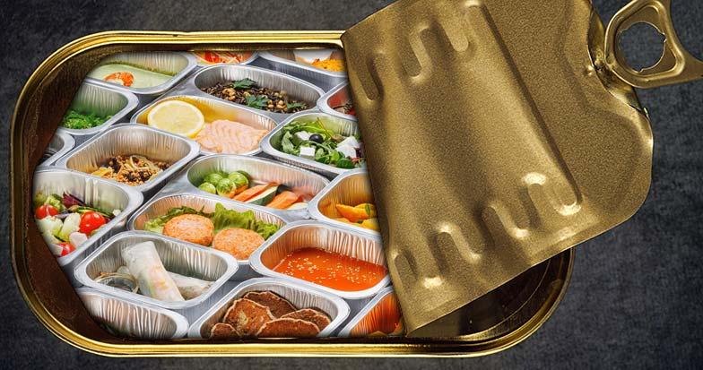 Procesado por alta presión (HPP) en la conservación de platos preparados